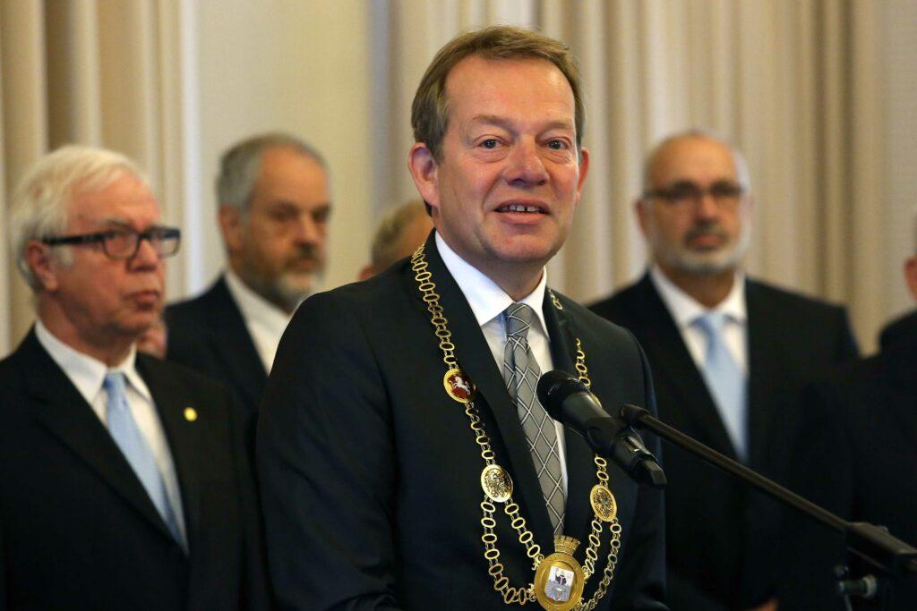 Bild: Tag der Deutschen Einheit: Großer Zuspruch für Feierstunde im Ratssaal