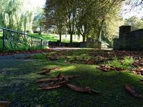 Bild: Geisweider Dr.-Dudziak-Park wird denkmalgerecht saniert