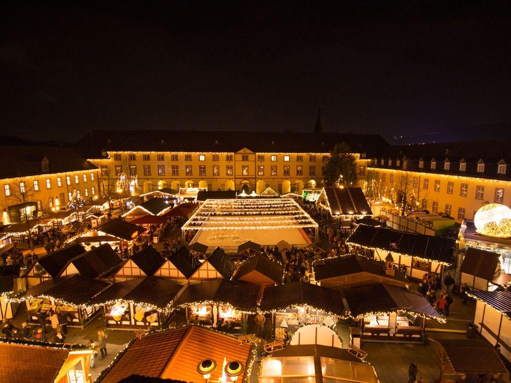 Bild: Siegener Weihnachtsmarkt glanzvoll eröffnet