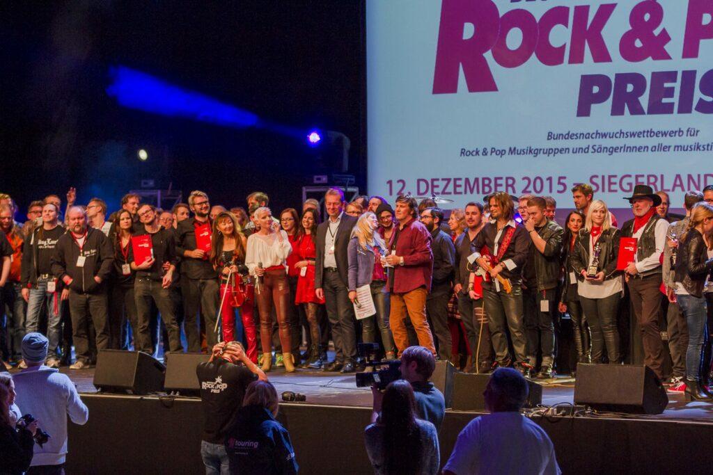 Bild: Deutscher Rock und Pop Preis 2015