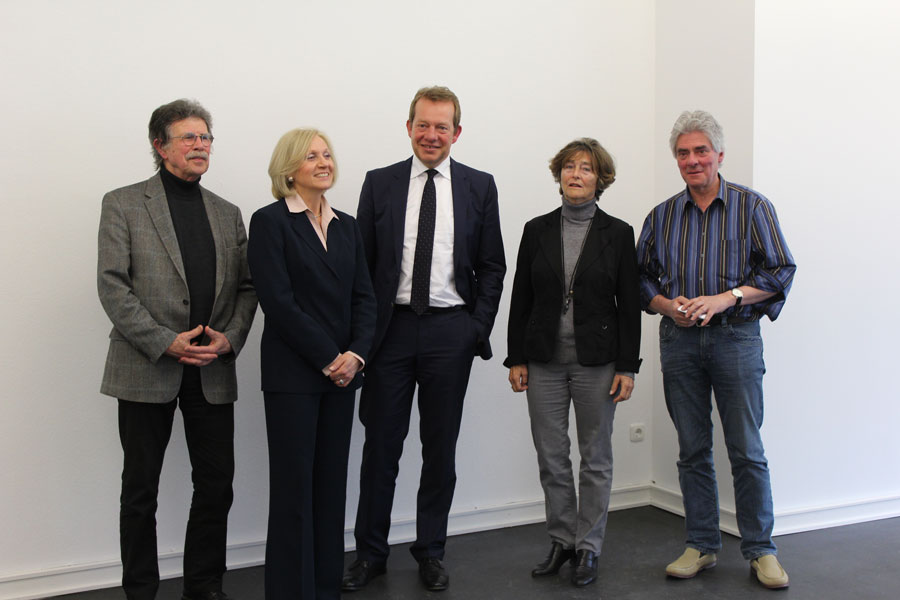 Bild: Städtische Galerie Haus Seel stellt sich neu auf: