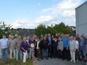 Bild: Bürgermeister dankte engagierten Bürgerinnen und Bürgern