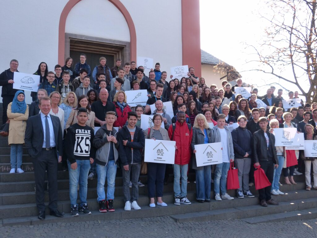 Bild: Jubiläum beim Girls' und Boys' Day der Stadt Siegen :