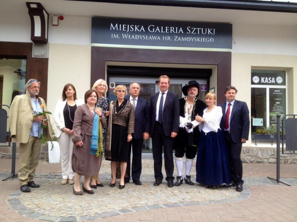 Bild: Zakopane: Rubens-Ausstellung feierlich eröffnet – Kunstereignis des Jahres in Polen!