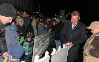 Bild: Oberstadtbrücke eröffnet