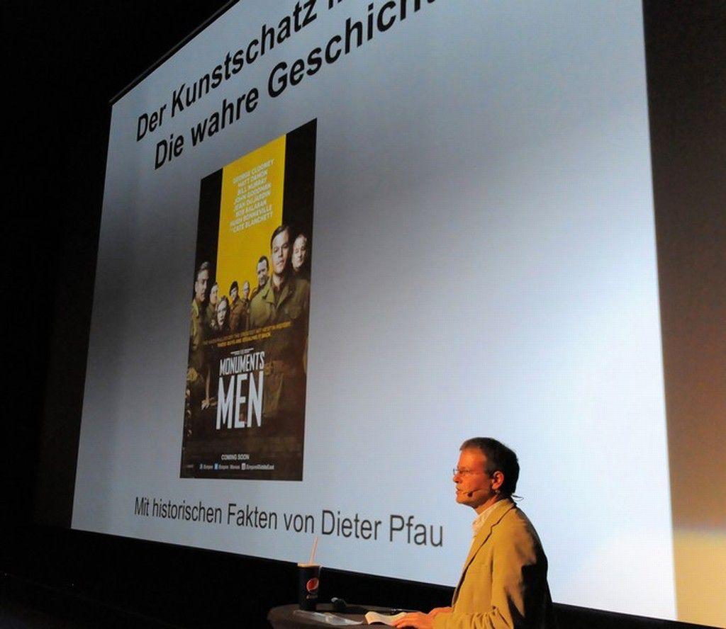 Bild: Cine History Sonderveranstaltung in Siegen: Monuments Men
