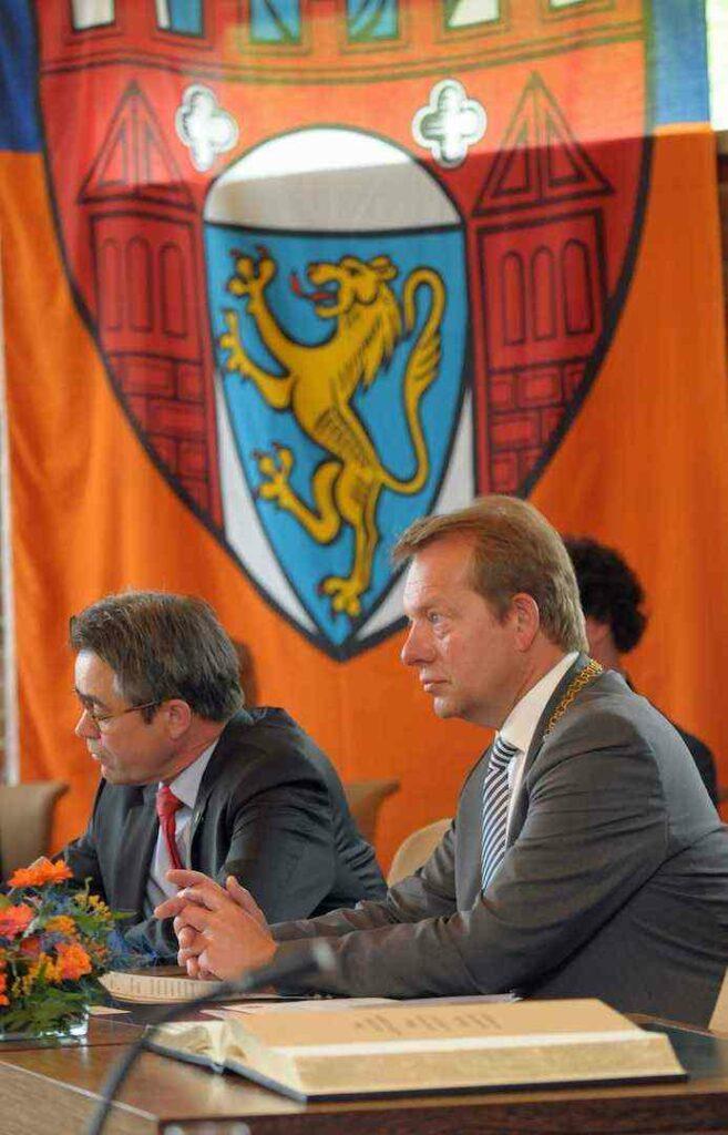 Bild: 50 Jahre Städtepartnerschaft mit Katwijk