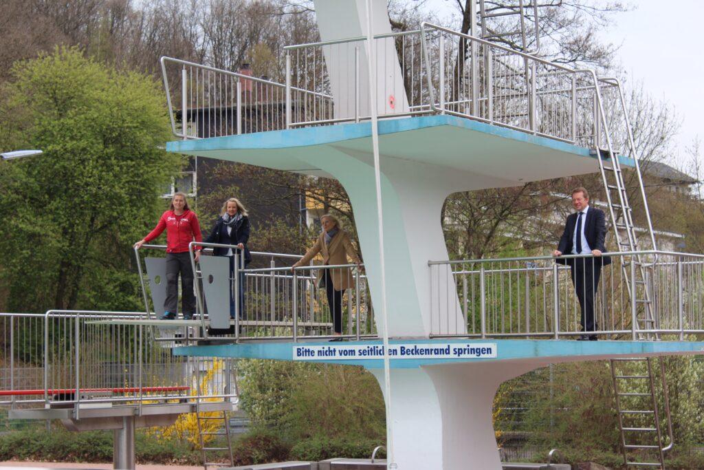 Bild: Städtische Freibäder öffnen am 6. Mai