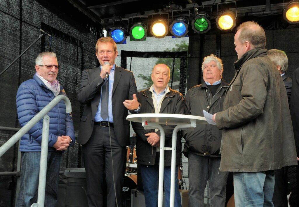 Bild: Frühlingsfest in Eiserfeld