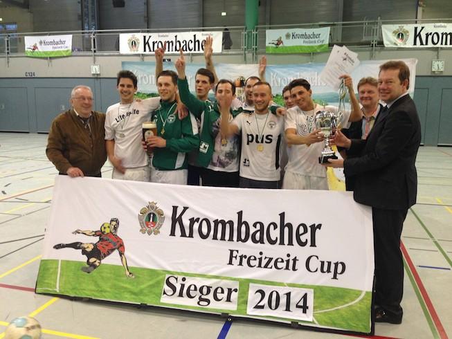 Bild: Krombacher Freizeit Cup 2014