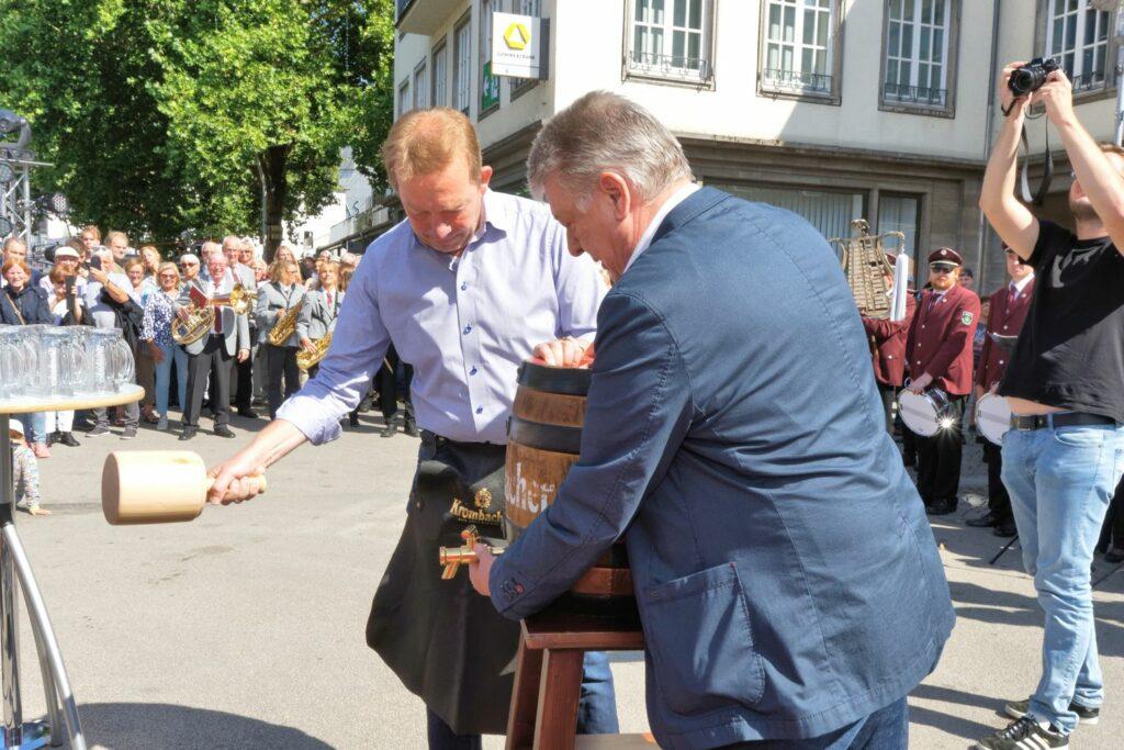 Bild: 3. Siegener Stadtfest