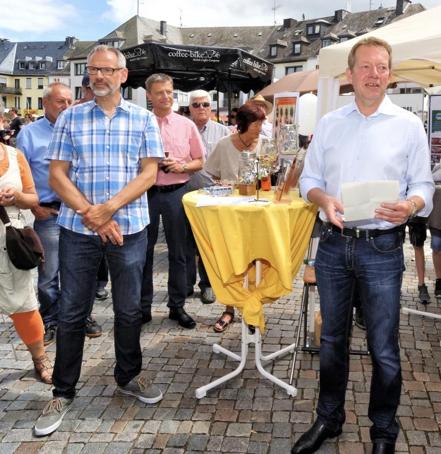 Bild: 100.000 feierten in Siegen friedliches Stadtfest