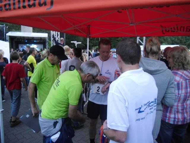 Bild: Halbmarathon in Siegen