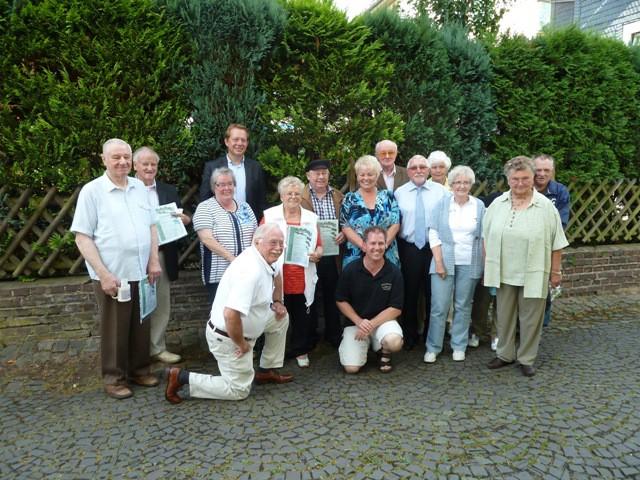 Bild: Heimatverein Hain feiert 25jähriges Jubiläum