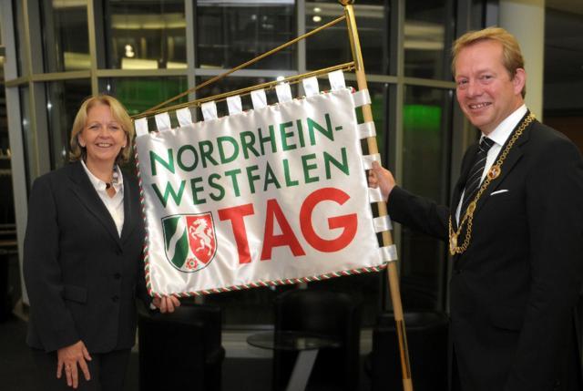 Bild: NRW-Tag in Siegen ein voller Erfolg