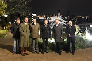 Bild: Bertramsplatz endlich wieder richtiger Park
