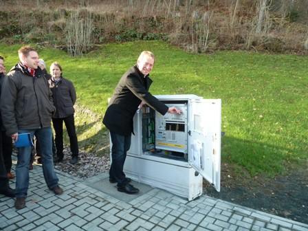 Bild: Verkehrsfreigabe Ortsumgehung Kaan-Marienborn