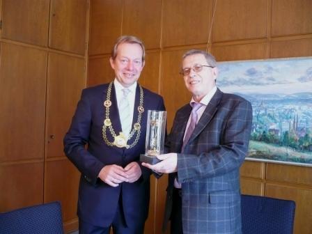 Bild: Der Russische Generalkonsul in Siegen