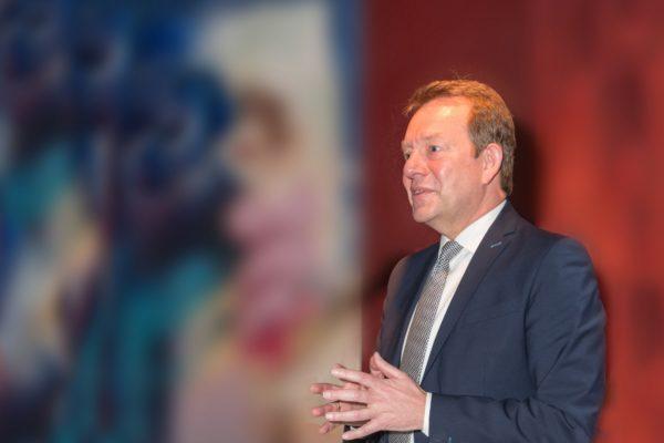 Mit Steffen Mues zieht die CDU Siegen in den Bürgermeisterwahlkampf.