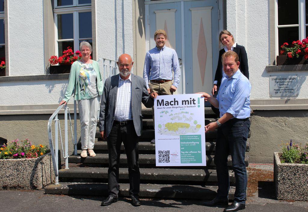 Bild: Sanierung Bürgerhaus Seelbach: Bürgerbeteiligung startet am 1. Juli