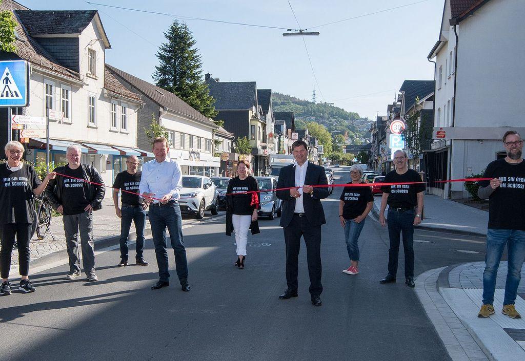 """Bild: """"Schossi"""" in Niederschelden glänzt nach Umbau"""