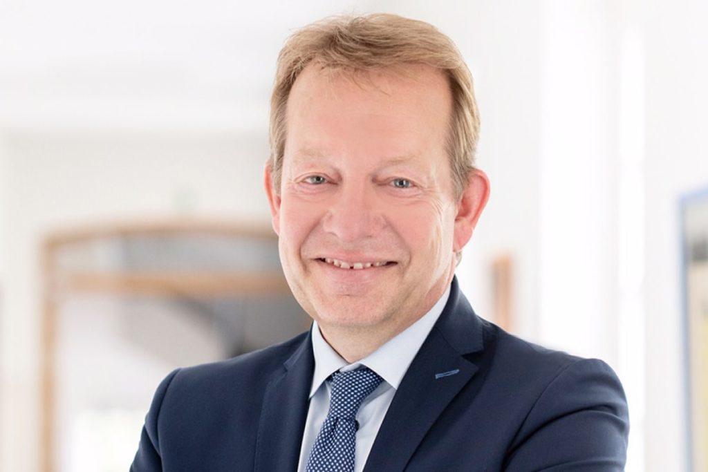Bild: Mues neuer Vorsitzender des Städtetag-Presseausschusses
