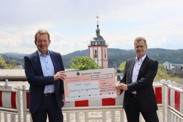 Bild: Förderverein sammelte 2 Millionen Euro für Museumserweiterung